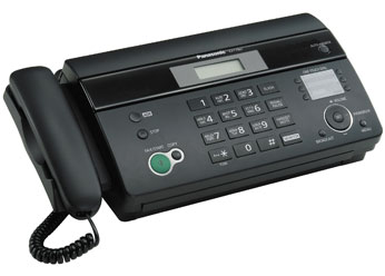 Факс Panasonic KX-FT984RU (термо, АОН)